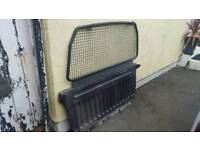 Citroen Berlingo Dog Guard/Bulk Head