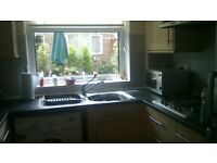 double room lovely room bright and sunny in private house easy access to town by bus or car