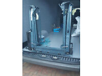 wheel chair lift or tail lift excellent condition for van, bus, etc