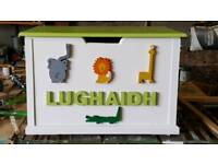 Traditional Toy Boxes NI toy boxes for sale