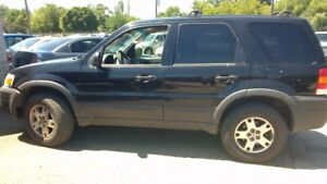 2006 Ford Escape XLT $3295 Certified and etested