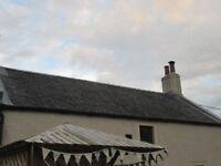 Full roof of slates for sale.