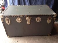Shipping or Storage Trunk