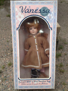 Vanessa Collection Doll