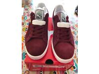 Puma Suede Trainers size 5, 1/2