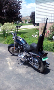 One of a kind FXRS!! Low glide!