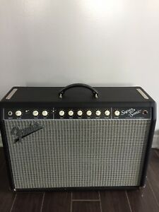 Fender Supersonic 22 combo - 900$