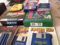 Amiga floppy discs