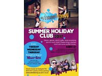 Summer Holiday Club for children 6+ years, 2017