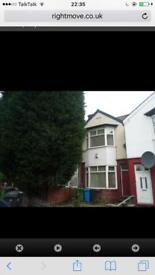 A Good Size Furnished Single Room For Rent
