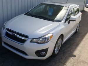 2014 Subaru Impreza 2.0i Touring Package THE MOST FUEL EFFICI...