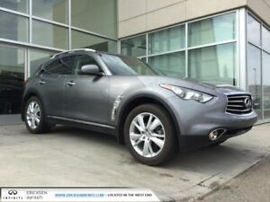 2012 Infiniti FX35 HEATED COOLED SEATS/AROUND VIEW MONITOR/NAVIG