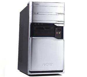 Tour d'ordinateur Acer-Aspire en excellente condition...