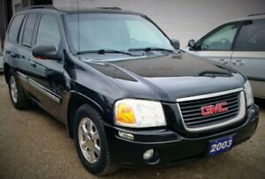 2003 GMC Envoy SUV, Crossover $2950 certified and etested