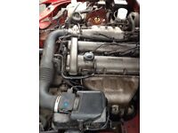 MX5 mk2 1.8 Engine complete with all ancillaries