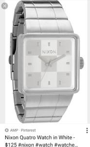 Nixon watch full throttle ,The Quatro