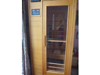 Wooden FIRS Sauna in good condition