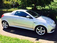 Vauxhall Tigra 1.4 Exclusiv Cabrio - vw golf polo mini ford fiesta focus mercedes bmw audi cc corsa