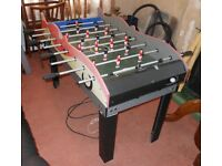 Snooker, Pool, Football and Air Hockey table