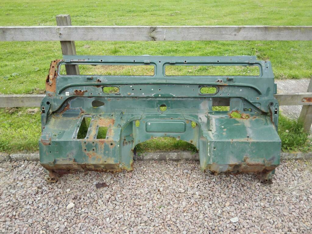 Land Rover Defender Bulkhead 300tdi In Stonehaven Aberdeenshire Gumtree