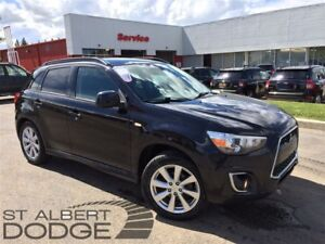 2014 Mitsubishi RVR AWC | HEAT LEATHER | PAN SUN | BACK CAM