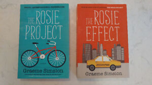 The Rosie Project and The Rosie Effect by Graeme Simsion