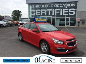 2014 Chevrolet Cruze LT GROUPE RS