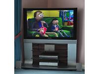 "42"" Panasonic Plasma Viera TV and Pioneer Home Theatre Surround System/DVD"