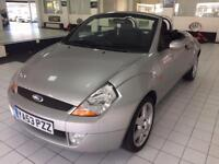 2004 Ford KA Sport Convertible Cabriolet