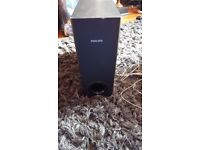 philips sub woofer