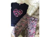 Brand new Avon pyjama set - size 8-10