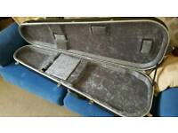 Genuine HISCOX Bass Case for Fender J or P Bass