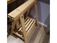 IKEA Trestle Beech
