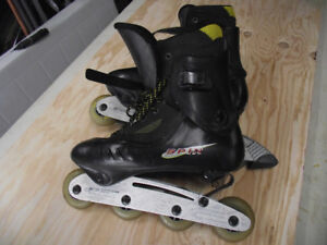 Easy rolling Roller Blades