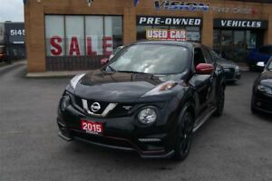 2015 Nissan Juke NISMO RS/SERVICE RECORDS/NAVIGATION/360 CAMERAS