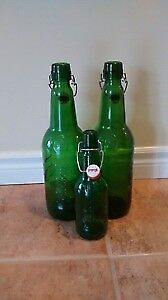 Clean Grolsch Bottles  $10 a dozen
