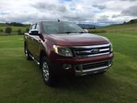 Ford Ranger 3.2 Double Cab Truck / Pickup NO VAT