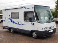 NIESMANN & BISCHOFF ARTO 59B, 2000 A-CLASS, 4 Berth, Sat, OPTIONAL SMART CAR!
