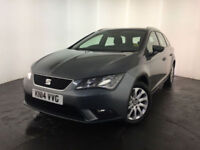 2014 SEAT LEON SE TDI DIESEL 1 OWNER SERVICE HISTORY FINANCE PX WELCOME
