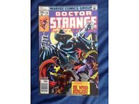 Marvel Doctor Strange Comic: No. 29 June 1978
