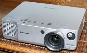 Hd Panasonic projector