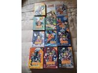 Full Naruto Unleashed series