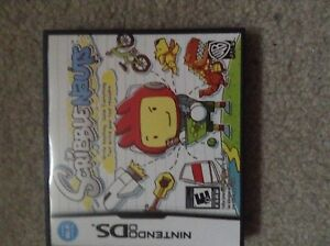 Scribblenauts ds game