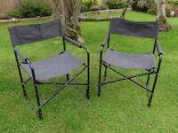 Isabella Directors Chairs