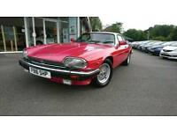 Jaguar xjs 5.3 v12 12 MOT, low miles, low owners