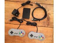 Retro PI console Nintendo + Sega