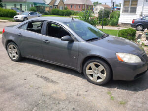 2008 Pontiac G6 ls Sedan