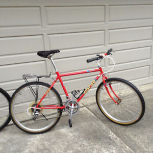Mens Norco 15 speed bicycle