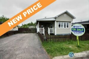 NEW PRICE! Nice 3 bed/1 bath home. Perfect for first time buyers