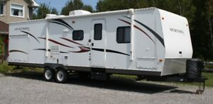 Sportsmen 32 ft camper by KZ